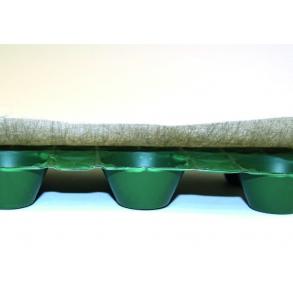 Underlag for grønne tage